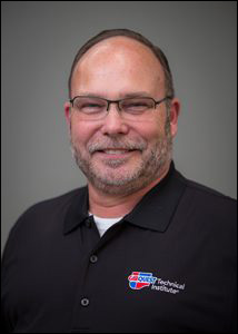Technical Training Instructor - Kevin Leiby